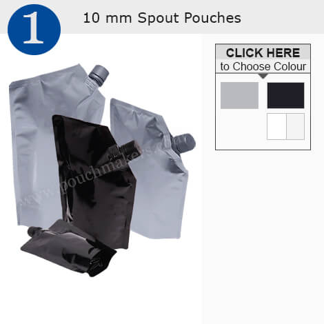 10 mm Spout Pouches