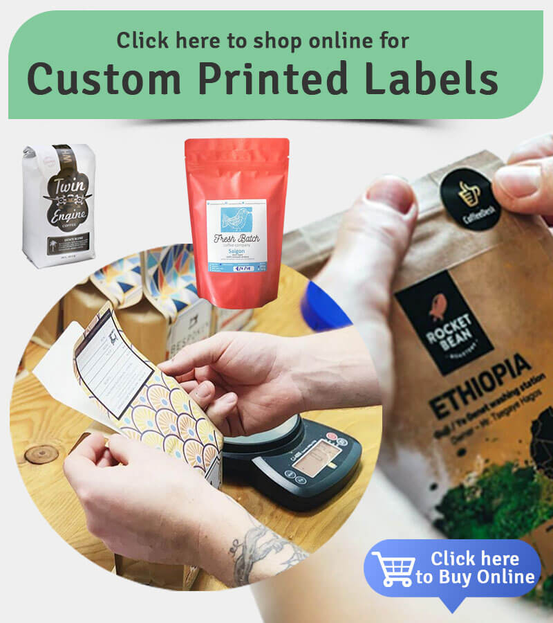 Custom Label Printing PouchMakers