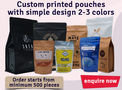 Custom Digital Printed Pouches PouchMakers