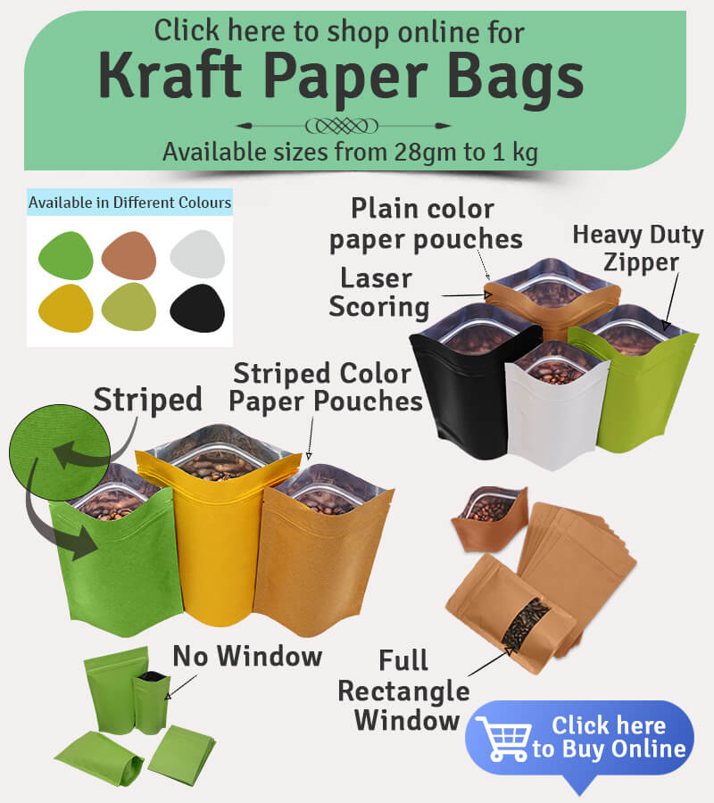 Kraft Paper Bags PouchMakers