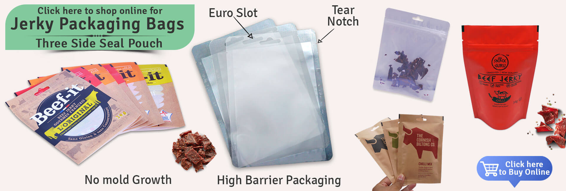 Jerky Bags PouchMakers